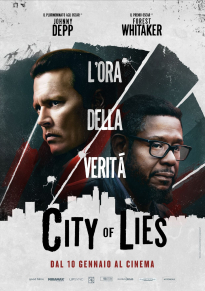 City of lies: rap noir
