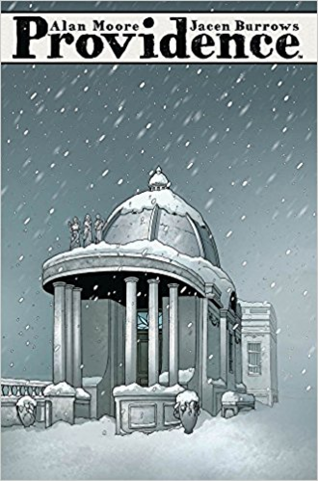 Providence 3 – il contagio del libro