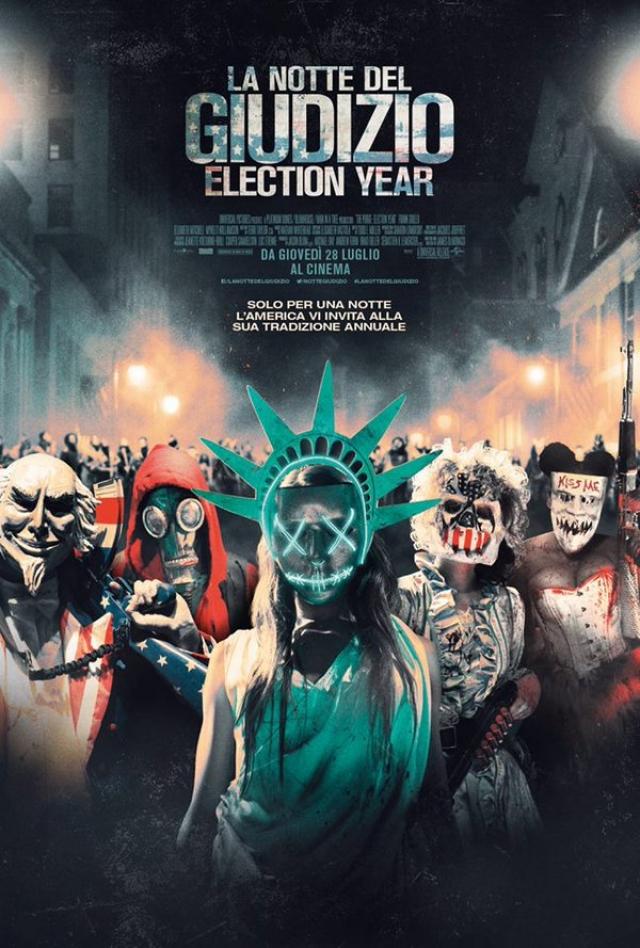 La Notte del Giudizio e la violenza elettorale