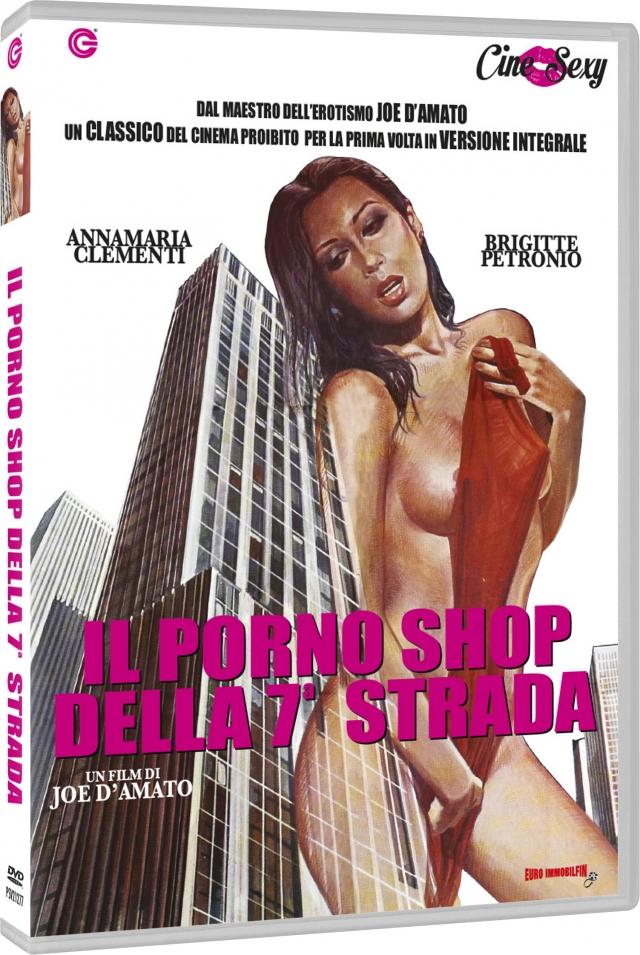 D'Amato sulla Settima Strada - il Porno Shop delle Mean Streets