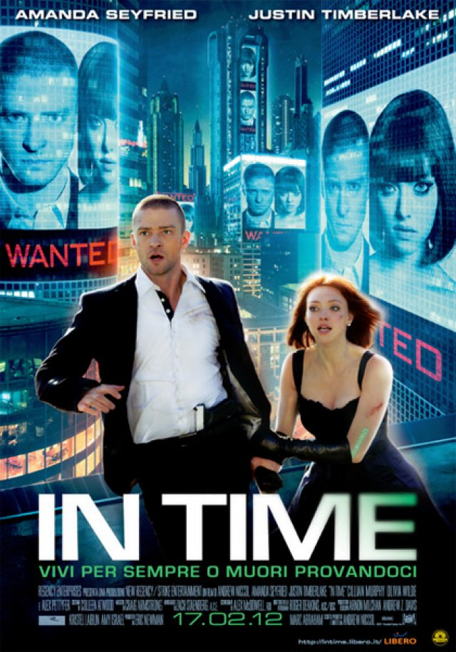 In Time -  e Justin corre