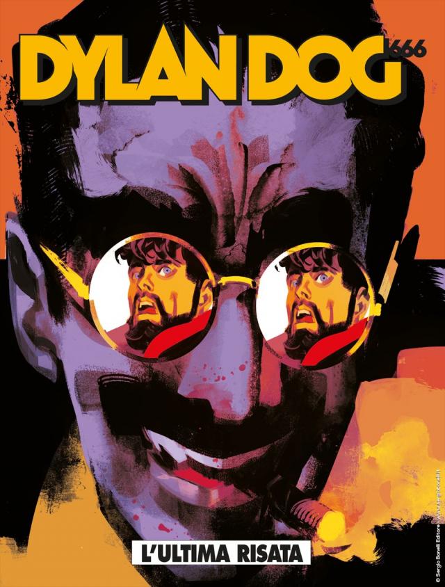 Dylan Dog 2020 - rifrazioni di un mito