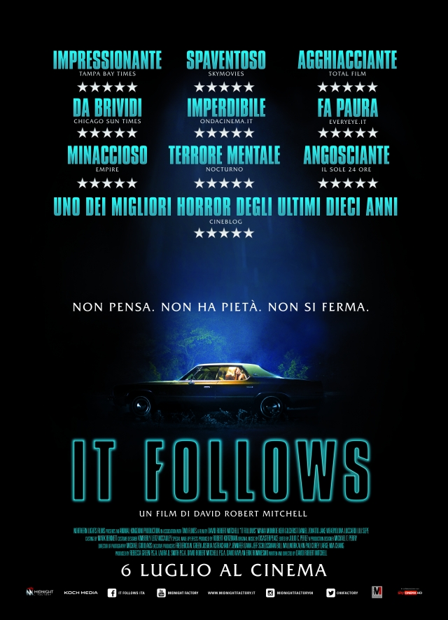 It follows – inseguiti dalla Paura