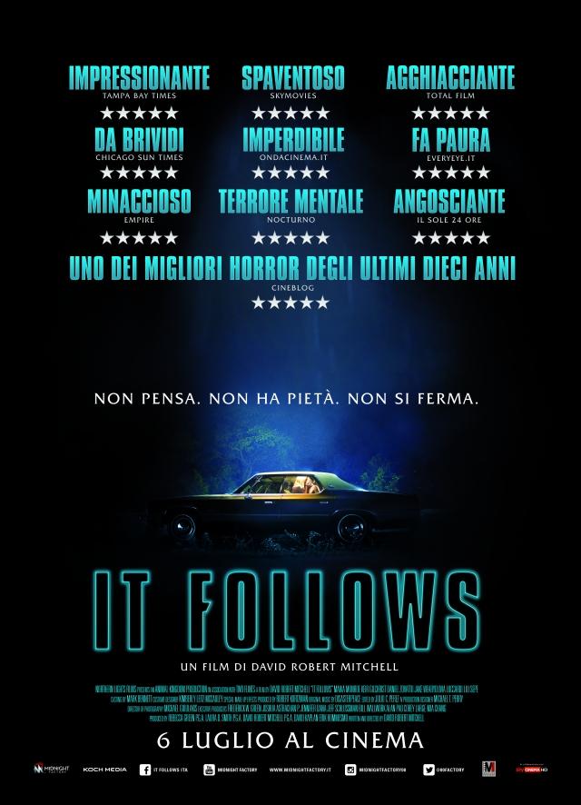 It follows – inseguiti dalla Paura