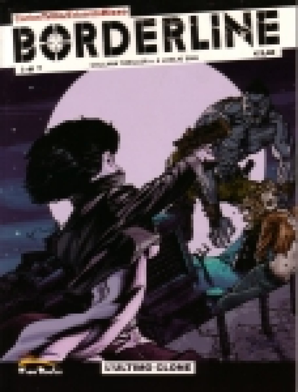 BORDERLINE - Post Umano Troppo Umano