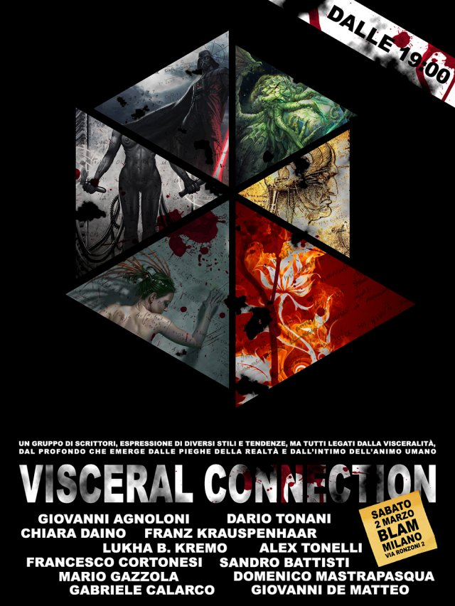 Visceral Connection - invasione di ultracorpi connettivisti a Milano
