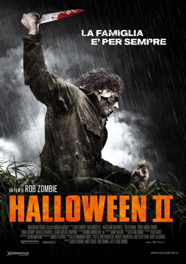 Halloween II: il metallaro jazza l'horror