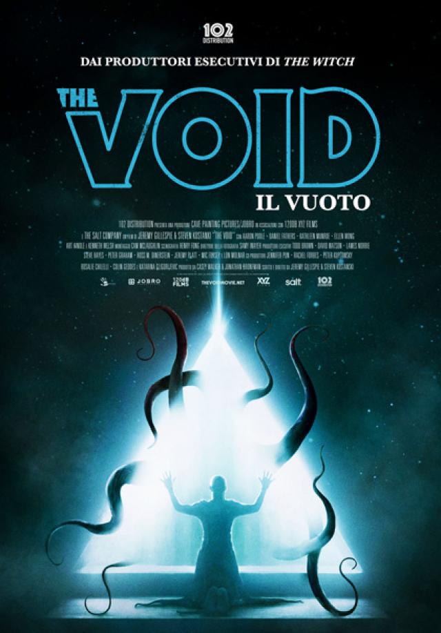 The Void – la Cosa là sotto