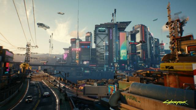 Cyberpunk 2077: aspettando l'hotfix 1.2