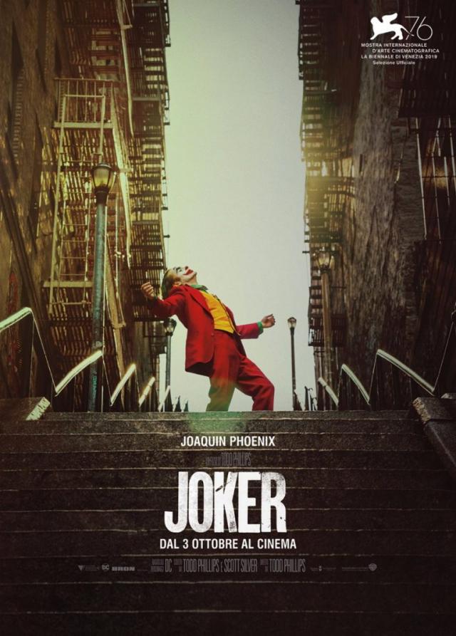 Joker – emozioni di un clown