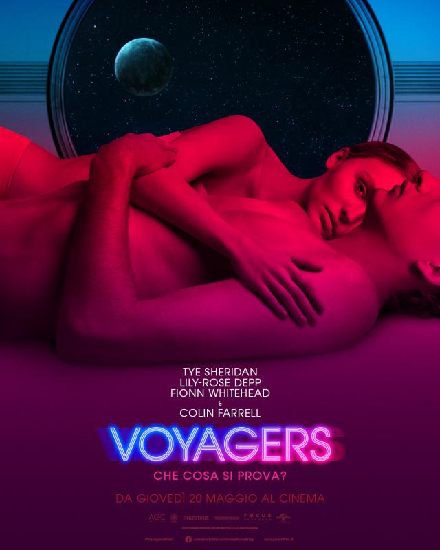 Voyagers: regredire nello spazio
