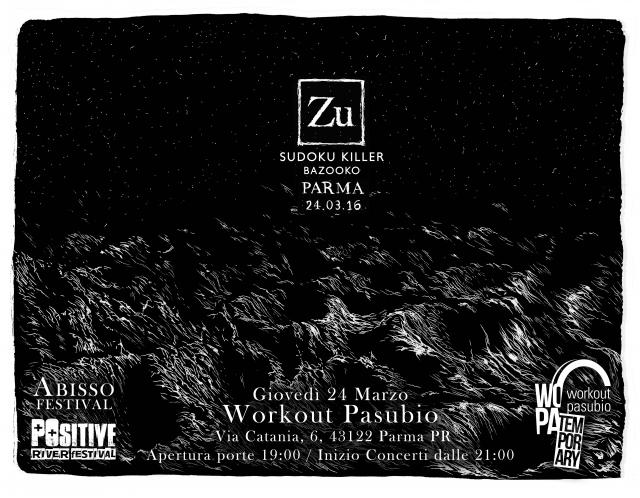 Zu & Sudoku – musiche taglienti a Parma