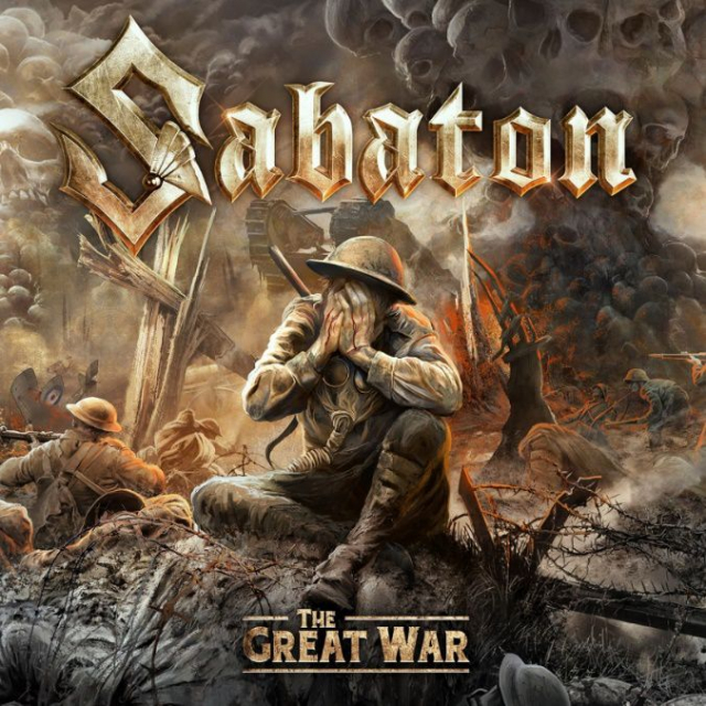 "I Sabaton all'""ultima"" guerra"