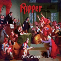 Third Witness: nel reame horrorock dei Ripper