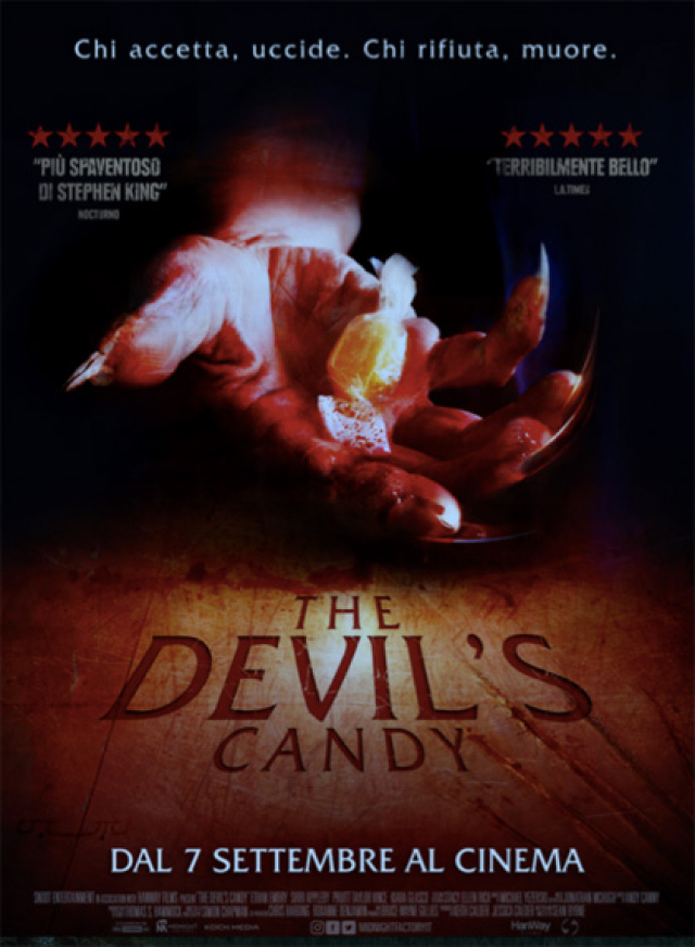 The Devil's Candy – arte, metallo e possessione