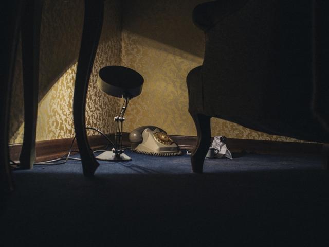 Heartbreak Hotel, l'installazione del dolore