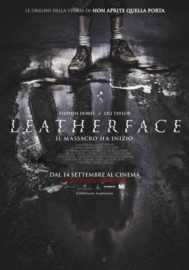 Leatherface – vivisezioni di una maschera