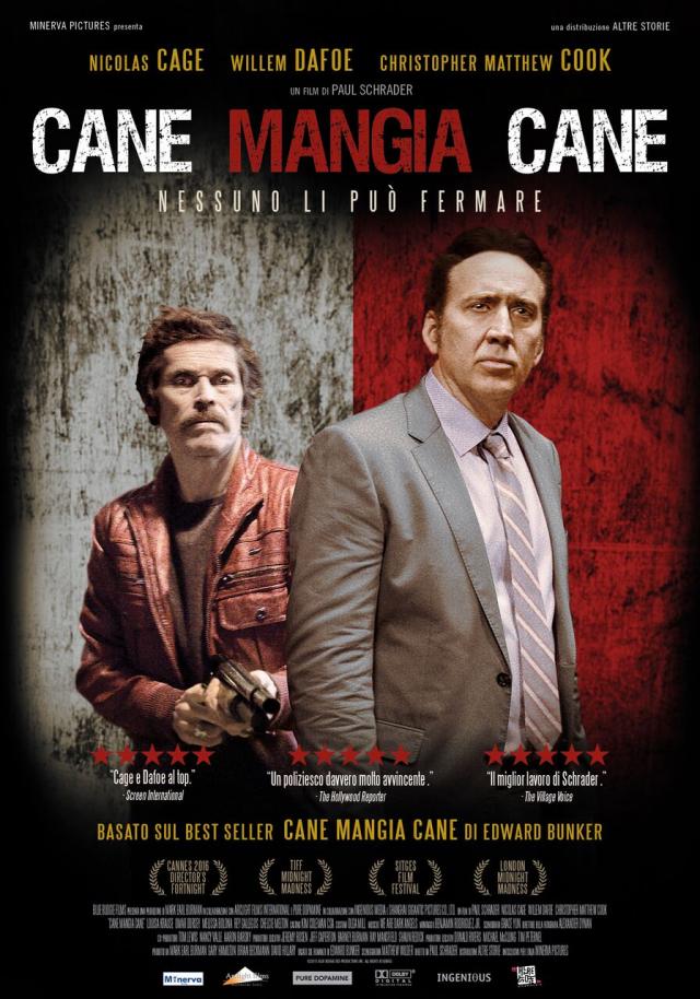 Cane Mangia Cane - lo Schrader-Tarantino