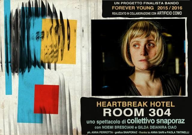 Heartbreak Hotel, stanza 304 – la danza delle serve