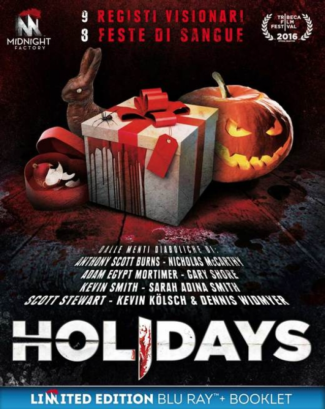 Holidays – santificate l'orrore